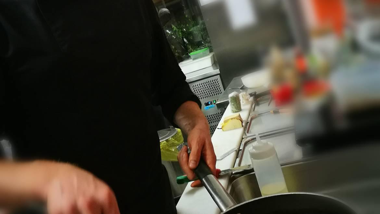 Cotture – Fondamenti della cucina del VERO Restaurant