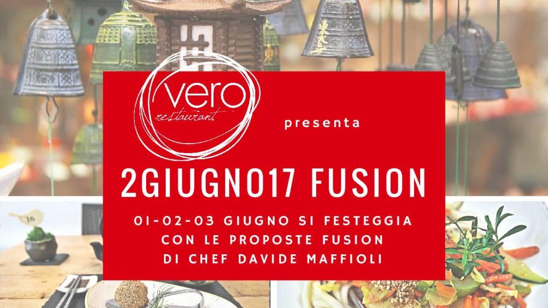 2GIUGNO17 FUSION: tutti se ne vanno ma tu sei a Varese?