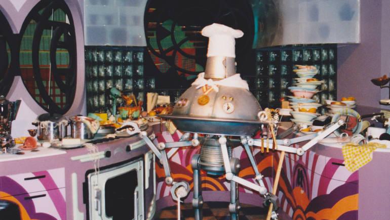 Chef Robot. Le braccia robotiche in cucina saranno realtà?
