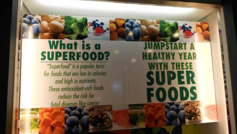 Superfoods: cosa sono?